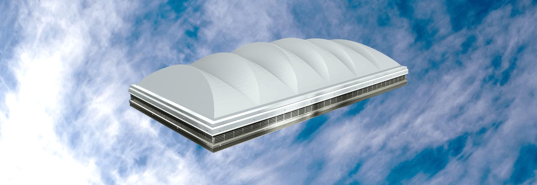 SKYPRO Vortex (Louvered) Skylight