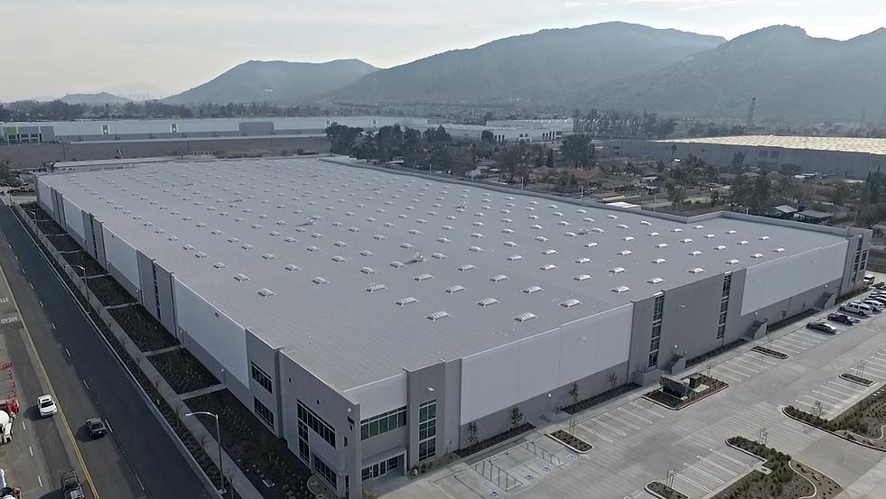 Industrial Unit Skylights Skyco