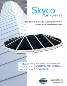 Custom Structural Skylights- Info Page