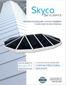 Custom Structural Skylights