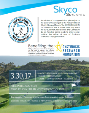 Skyco Skylights Golf Invitational