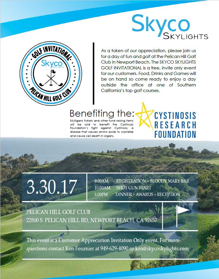 Skyco Skylights Golf Invitational