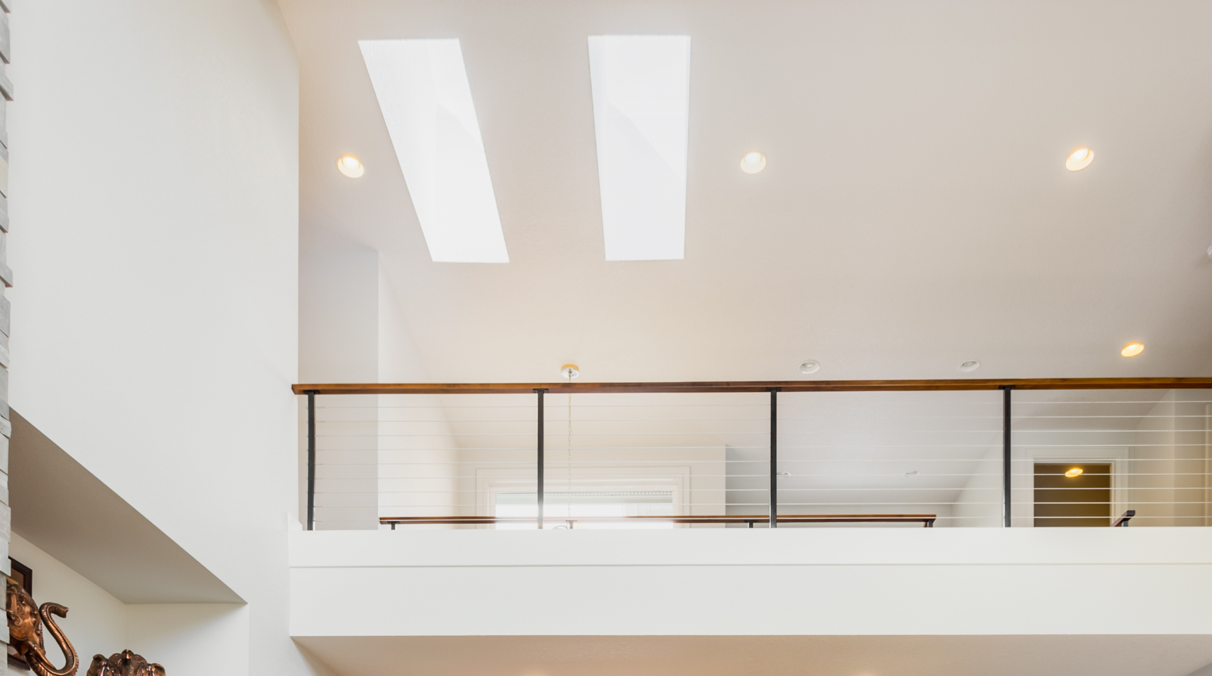 Residential Skylights Flat Glass Dome And Custom