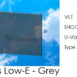 Flat Glass Grey